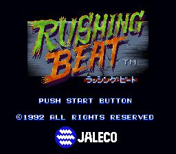 Rushing Beat