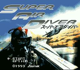 Super Air Diver