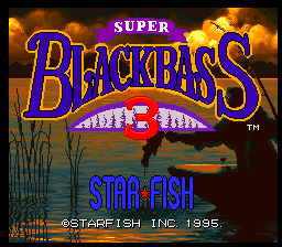 Super Black Bass 3