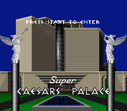 Super Casino - Caesars Palace