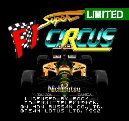 Super F1 Circus Limited