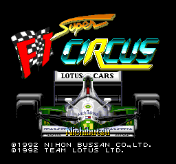 Super F1 Circus