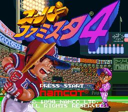 Super Famista 4