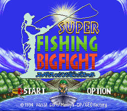 Super Fishing - Big Fight