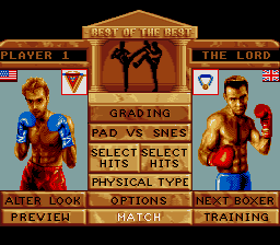 Super Kick Boxing - Best of the Best