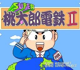 Super Momotarou Dentetsu 2