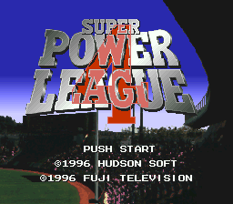 Super Power League 4