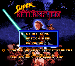 Super Star Wars - Return Of The Jedi
