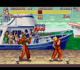 Super Street Fighter II Turbo - Hyper Fighting