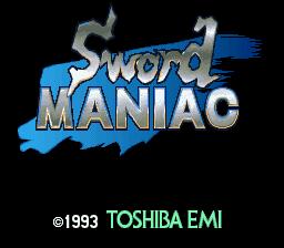 Sword Maniac