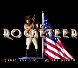 The Adventures of the Rocketeer