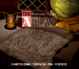 The Atlas Renaissance Voyager