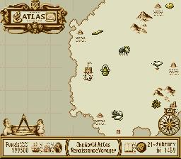 The Atlas Renaissance Voyager