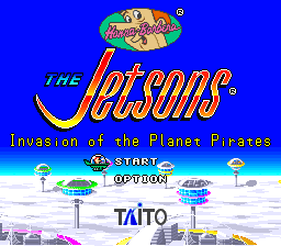 The Jetsons - Invasion of the Planet Pirates