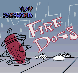 The Ren & Stimpy Show - Fire Dogs