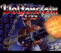 Wolfenstein 3D - The Claw of Eisenfaust