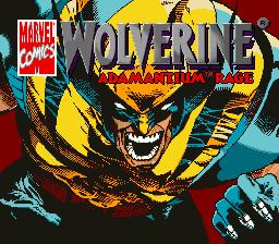 Wolverine - Adamantium Rage