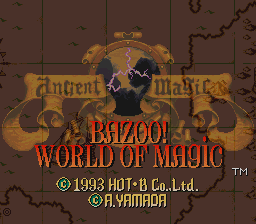 Ancient Magic - Bazoo! Mahou Sekai English