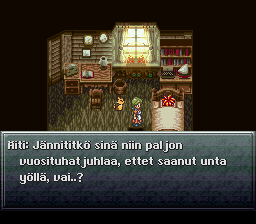 Chrono Trigger Finnish