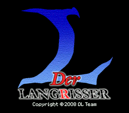 Der Langrisser English
