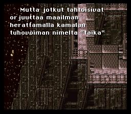 Final Fantasy 3 Finnish