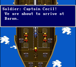 Final Fantasy 4 English