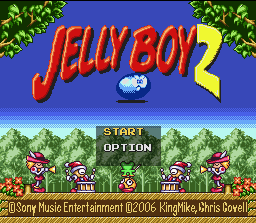 Jelly Boy 2 English
