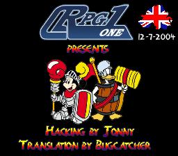 Mickey & Donald 3