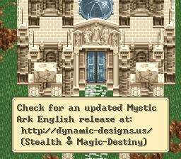 Mystick Ark English
