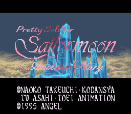 Pretty Soldier Sailor Moon - Another Story English