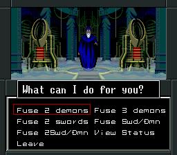 Shin Megami Tensei II English