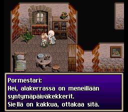 Tales of Phantasia Finnish