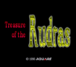 Treasure of the Rudras